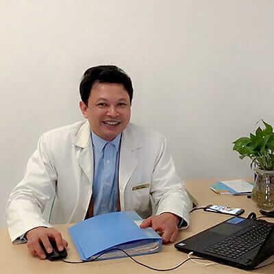 Trưởng khoa Đỗ Đức Hiếu | Điều trị khoa nội, khoa ngoại, siêu âm
