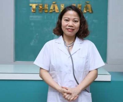 Bác sĩ phụ khoa Nguyễn Thị Nga