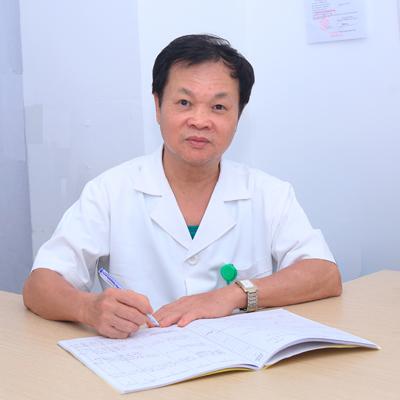 Bác sĩ ngoại khoa Vũ Hồng Lân