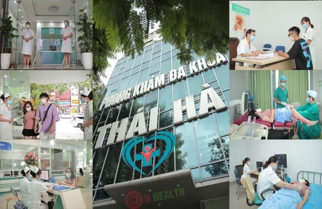 Chất lượng phòng khám đa khoa Thái Hà Đống Đa Hà Nội